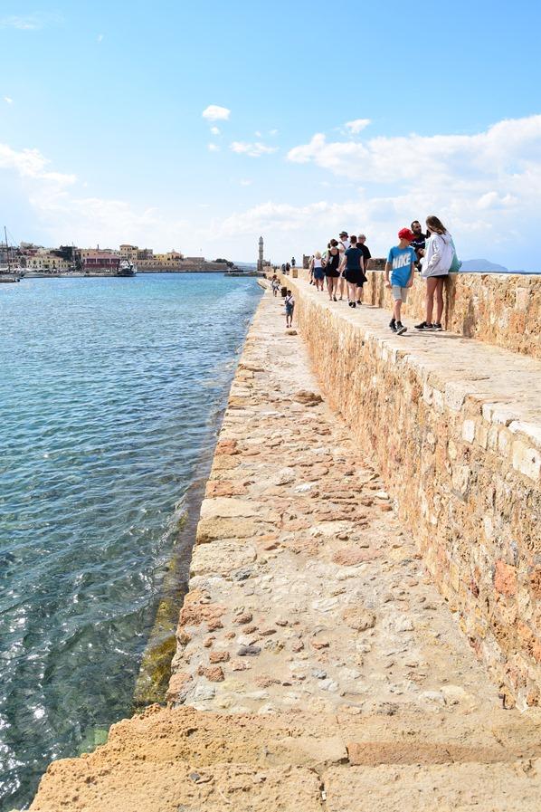 02_Hafenmauer-Alter-Venezianischer-Hafen-Chania-Kreta-Griechenland