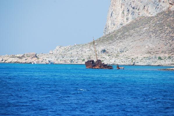 15_Schiffswrack-vor-Insel-Gramvousa-Chania-Kreta-Griechenland