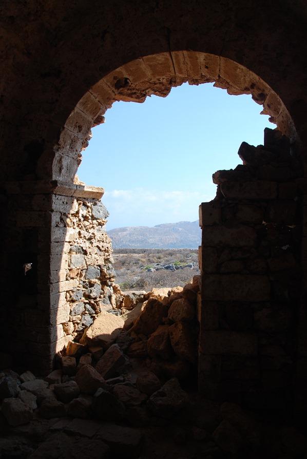 19_Insel-Gramvousa-Festung-Ruine-Chania-Kreta-Griechenland
