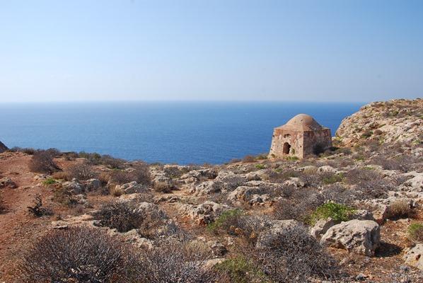 20_Insel-Gramvousa-Ruine-Chania-Kreta-Griechenland
