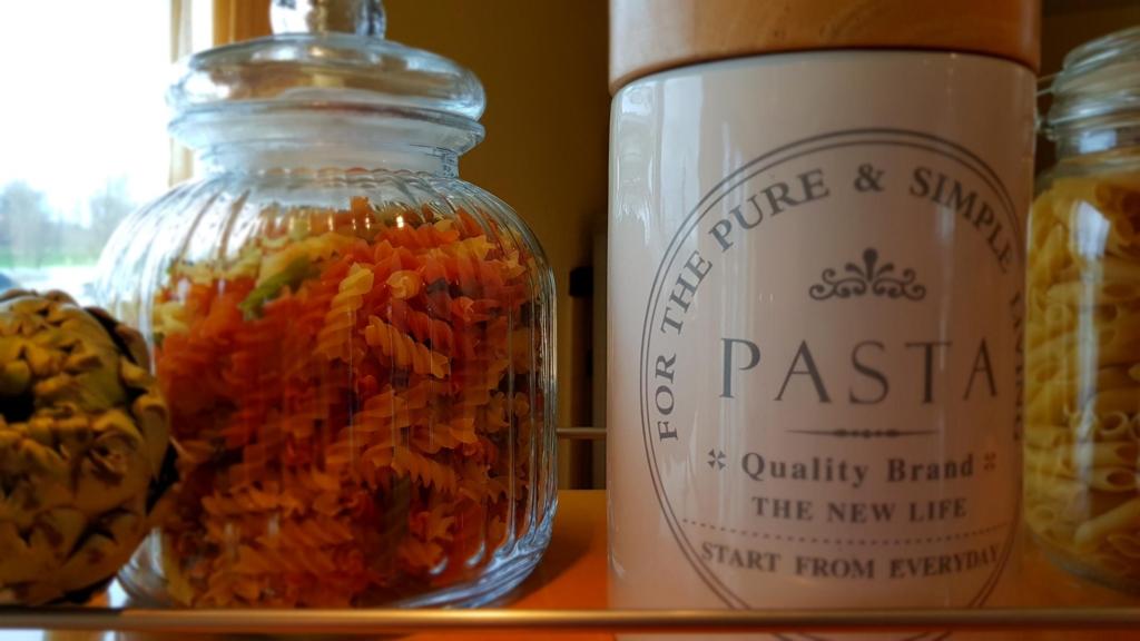arosa flusskreuzfahrt rhein pasta dekoration restaurant a-rosa aqua