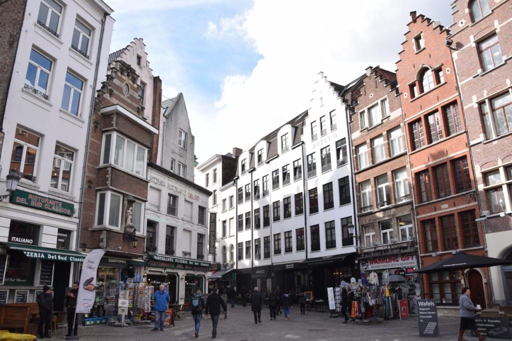 08 handschoenmarkt antwerpen belgien a rosa flusskreuzfahrt rhein
