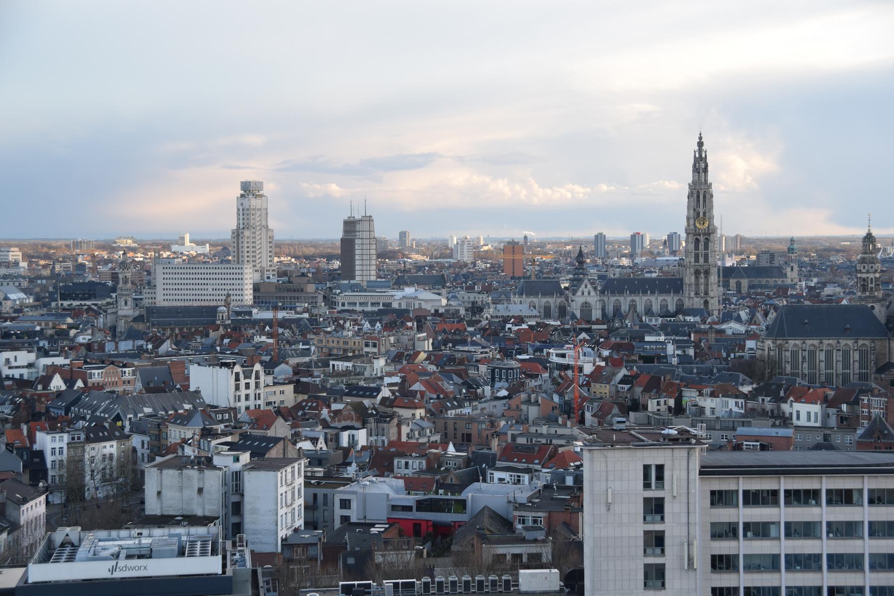 Flusskreuzfahrt: a-rosa Rhein Antwerpen