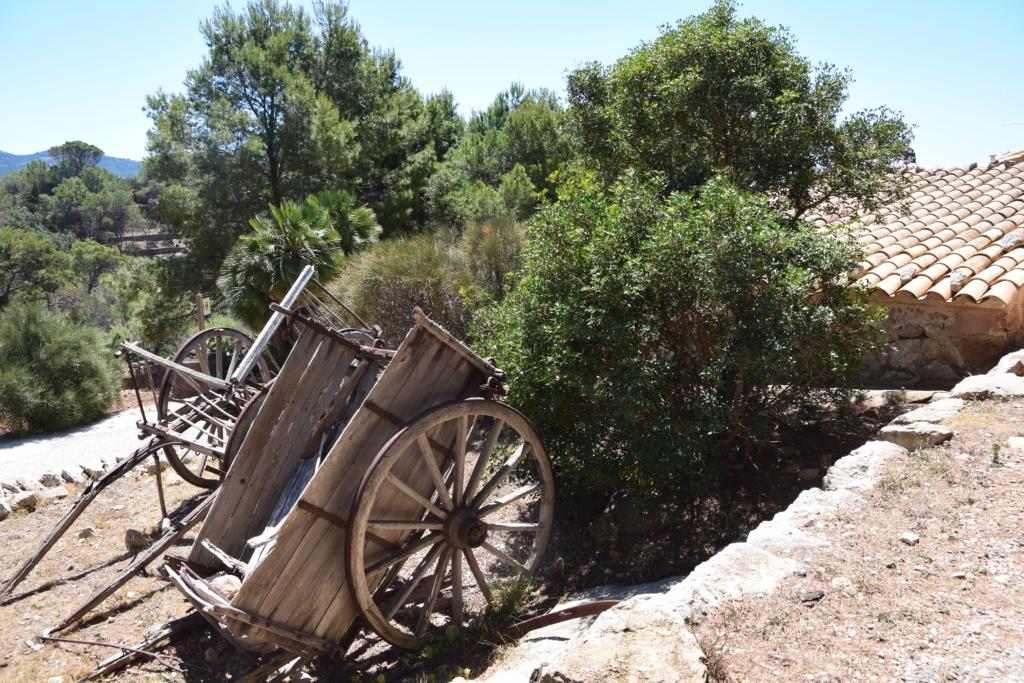 Sa Dragonera Dracheninsel Mallorca Rangerstation Naturschutzgebiet Balearen Spanien