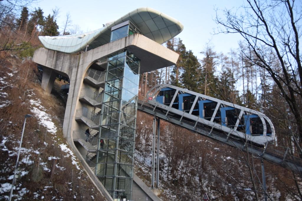 Bergbahn Nordkettenbahn Innsbruck Tirol Österreich