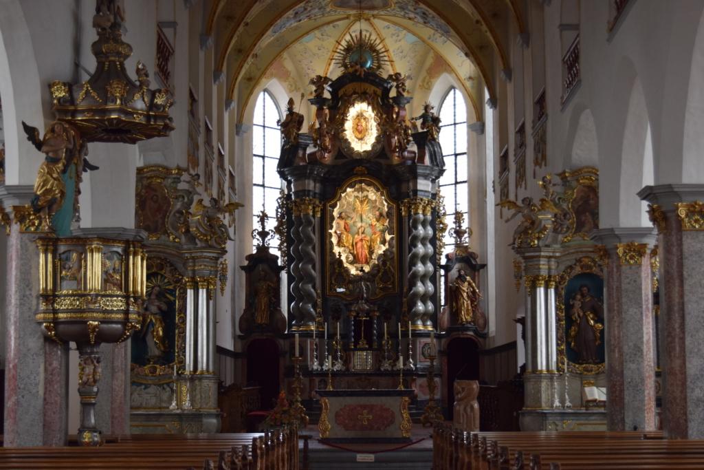 Bad Waldsee Kirche St. Peter Baden Württemberg Deutschland