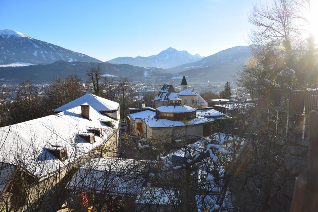Alpenzoo Innsbruck Gelände Tirol Österreich
