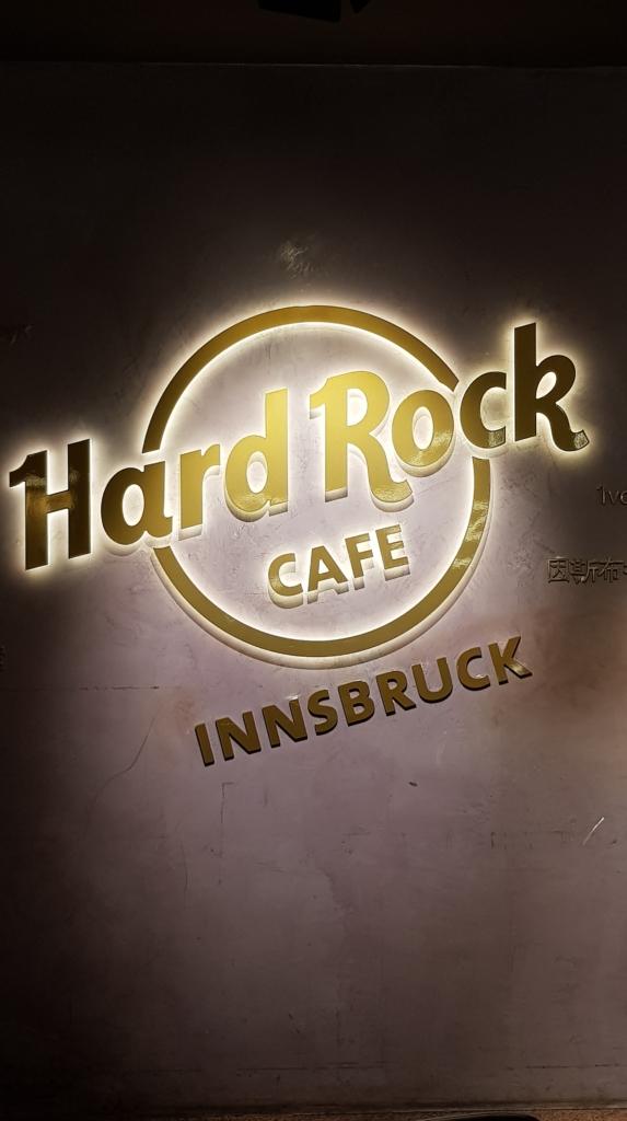 Hard Rock Cafe Innsbruck Tirol Österreich