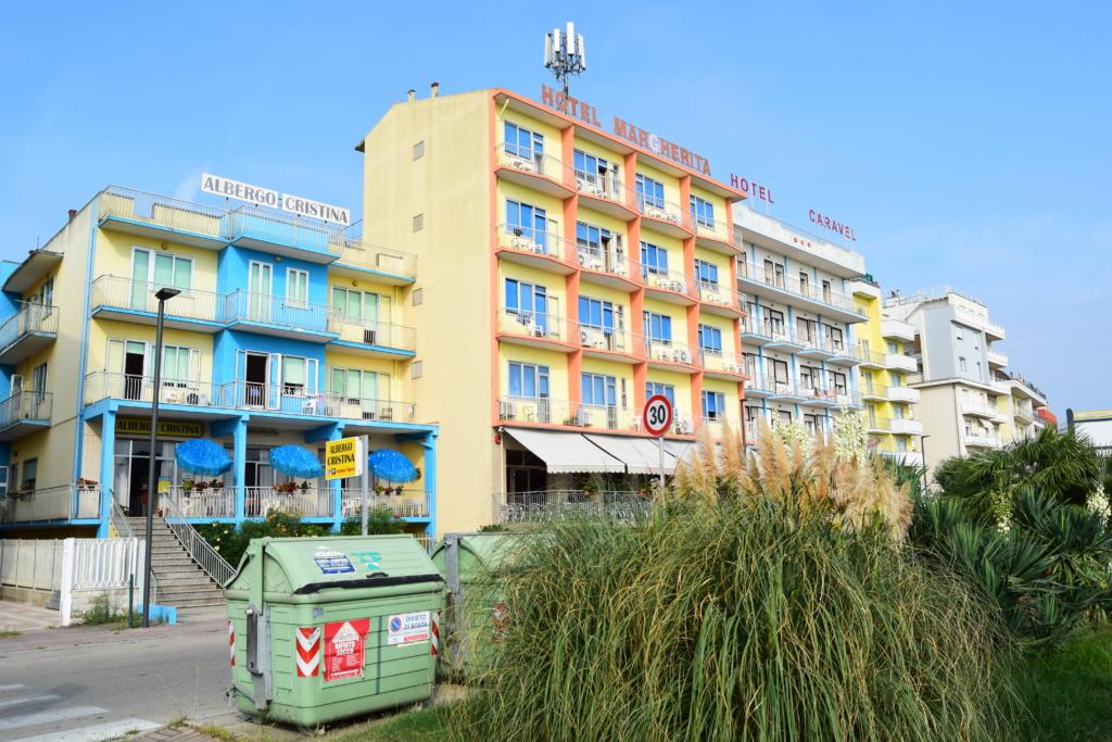Hotel Sottomarina Chioggia Venetien Italien