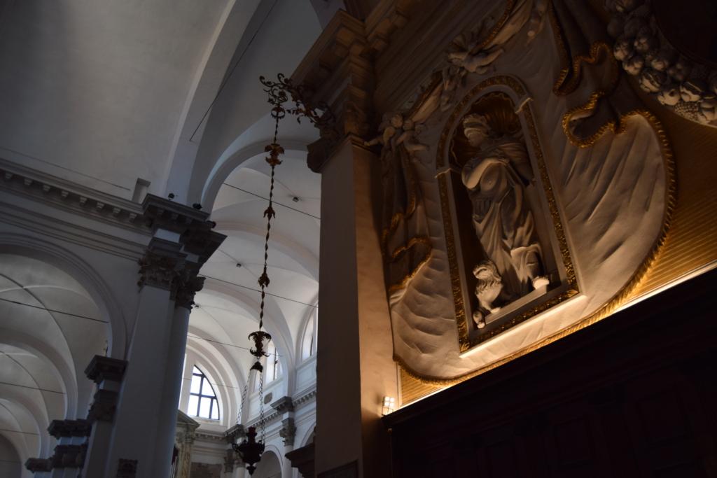Kathedrale von Chioggia Innenraum Venetien Italien