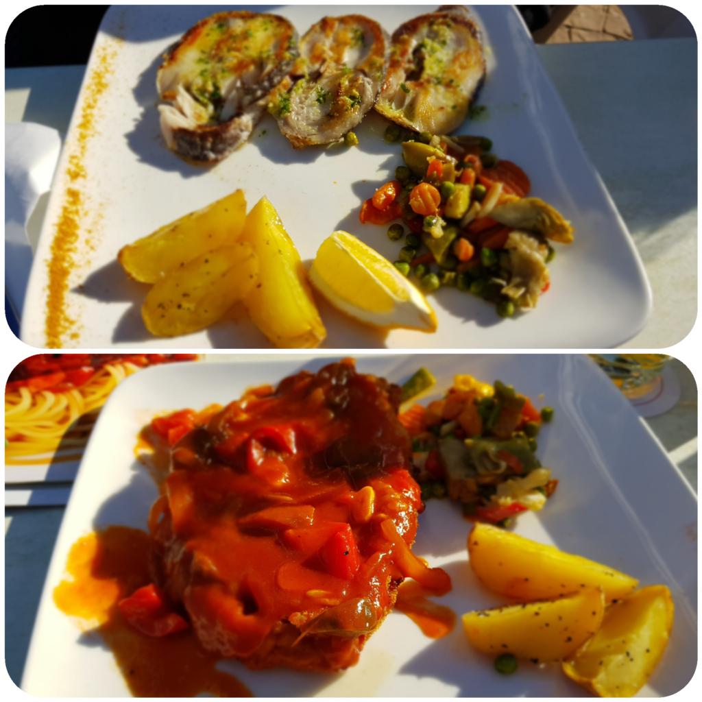 Fisch Fleisch Restaurant Steakhouse La Pampa Peguera Mallorca Balearen Spanien