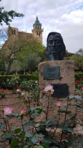 05 mallorca frederic chopin jardins rei joan carles iglesia dela cartuja valldemossa spanien