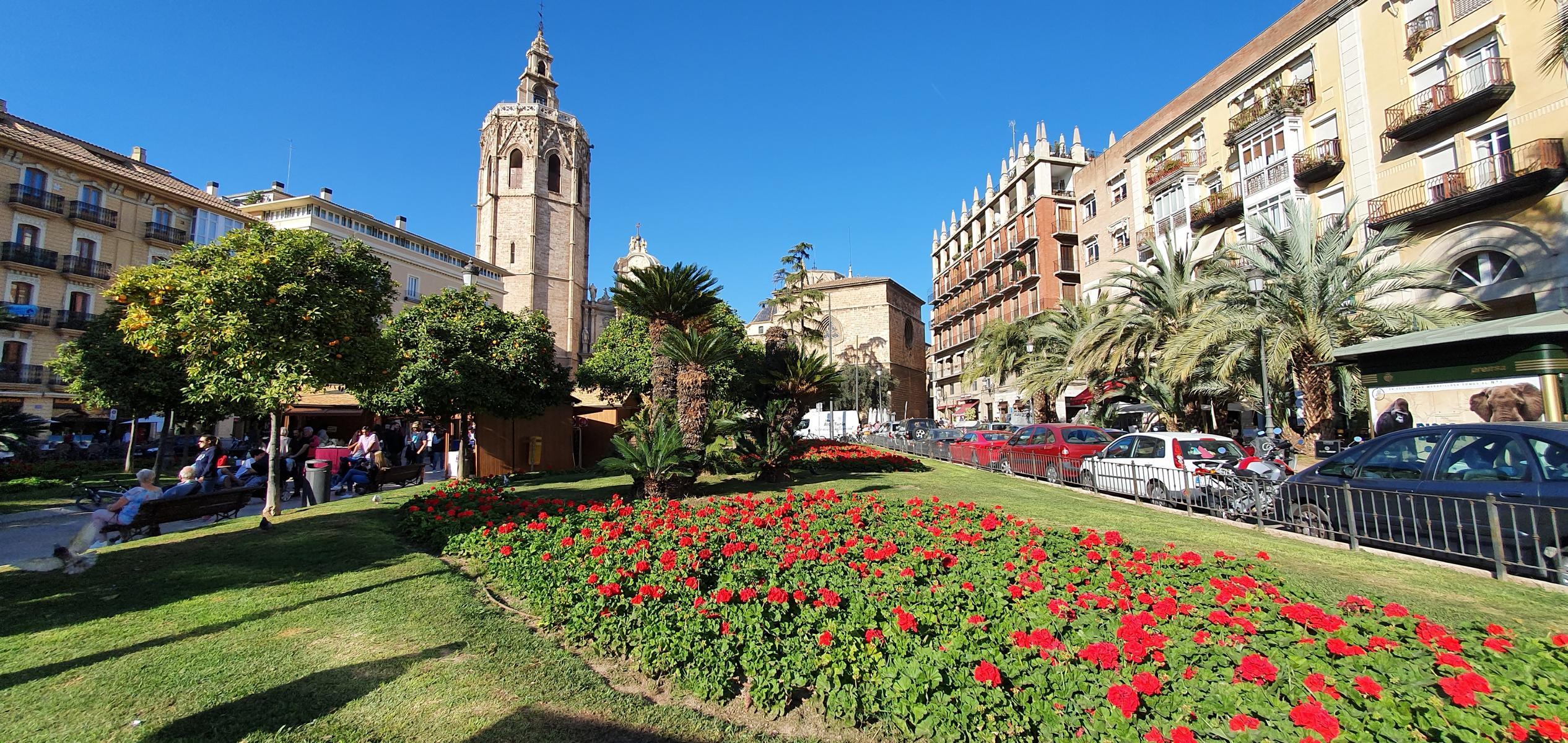 Valencia in Spanien – 4. aufregende Etappe der AIDAmar Familien-Kreuzfahrt