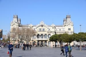 hafen barcelona spanien aida familien kreuzfahrt