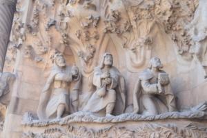 die 3 heiligen koenige kathedrale sagrada familia barcelona spanien aida familien kreuzfahrt