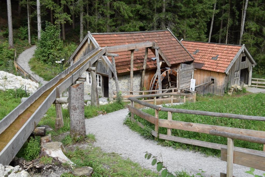 wassermuehle freilichtmuseum glentleiten oberbayern
