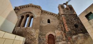 aufgang zum teatro romano de cartagena spanien aida familien kreuzfahrt