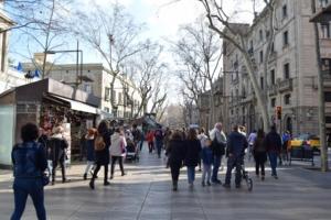 la rambla barcelona spanien aida familien kreuzfahrt