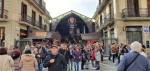 markthalle mercat de la boqueria la rambla barcelona spanien aida familien kreuzfahrt
