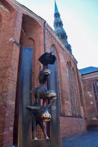 bremer stadtmusikanten petrikirche riga sehenswürdigkeiten lettland