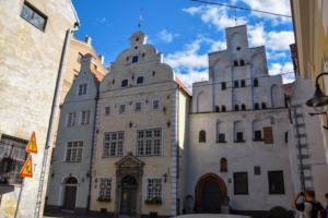 die drei brüder altstadt riga sehenswürdigkeiten lettland