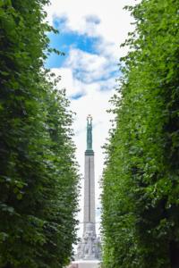 Milda freiheitsdenkmal riga sehenswürdigkeiten lettland