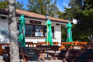 rifugio rilke rilkeweg bei sistiana Friaul-Julisch Venetien italien