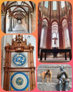 marienkirche lübeck schleswig holstein ostsee