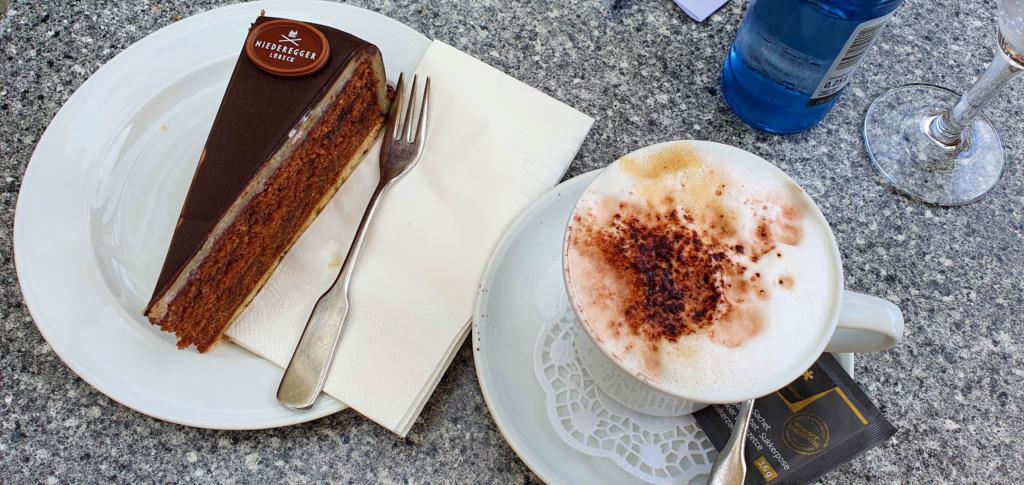 niederegger marzipan torte lübeck schleswig holstein ostsee urlaub