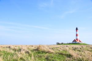 wallpaper free hintergrundbilder kostenlos leuchtturm westerheversand nordsee