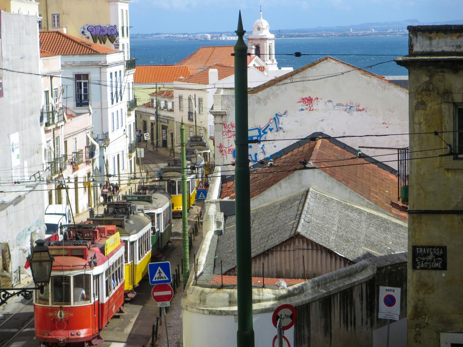 Städtereise Lissabon Sehenswürdigkeiten Städtetrip Portugal