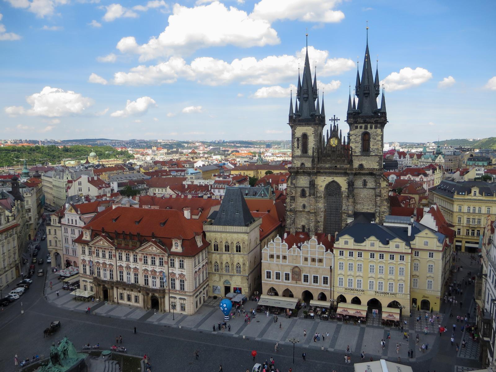 Städtereisen Europa Städtetrip Prag Tschechien Tschechische Republik Kurzurlaub Kurzreisen Wochenendtrip