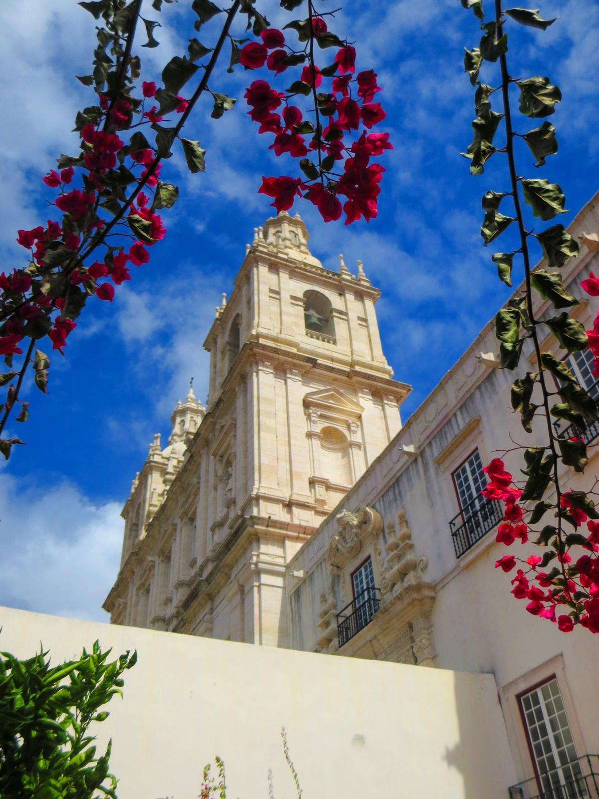 Städtetrip Lissabon Sehenswürdigkeiten Kloster von São Vicente de Fora Portugal