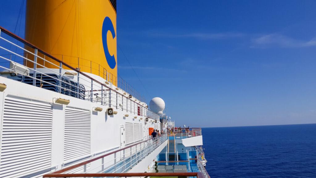 Kreuzfahrt Spanien Costa Luminosa