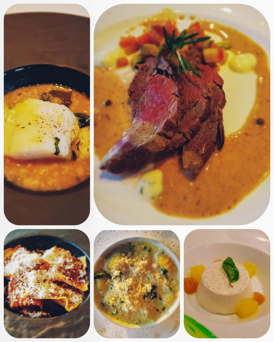 Costa Kreuzfahrt Spanien Dinner Italys Finest