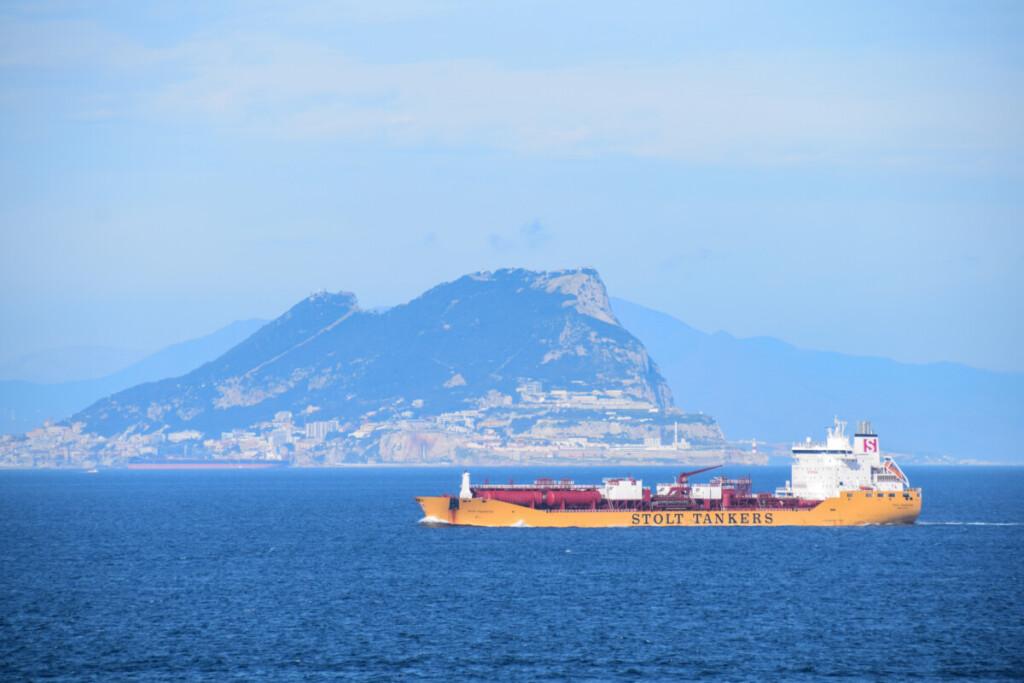 Kreuzfahrt Spanien Felsen von Gibraltar