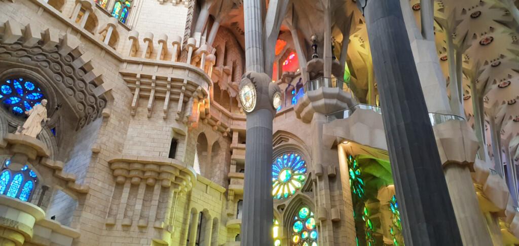 Kreuzfahrt Spanien Barcelona Sagrada Familia