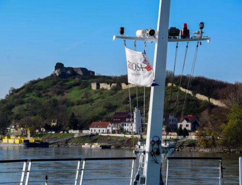 Wunderschöne Flusskreuzfahrt auf der Donau mit a-rosa