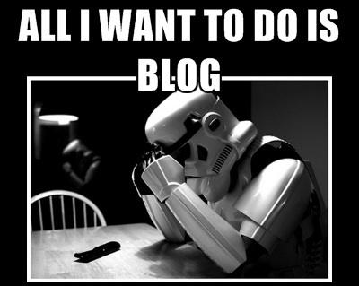 Ich will doch nur bloggen!
