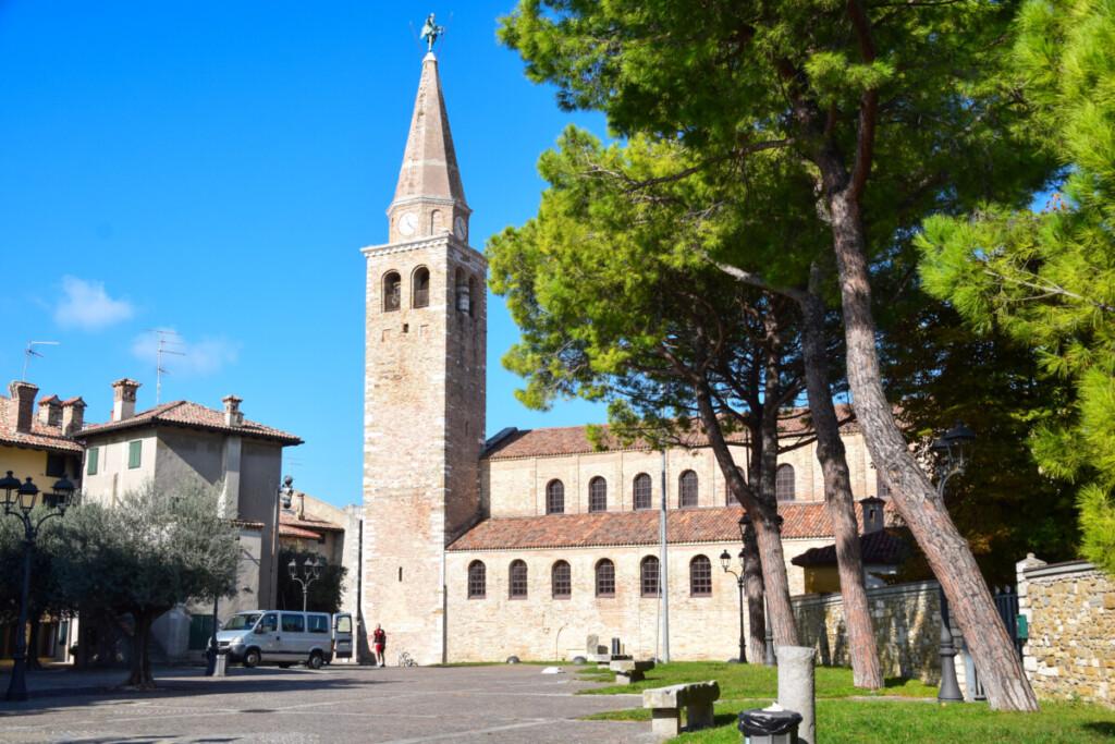 Kirche Sant'Eufemia Grado Friaul-Julisch Venetien Italien