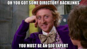 SEO-Experte Backlinks Linkaufbau kostenlos