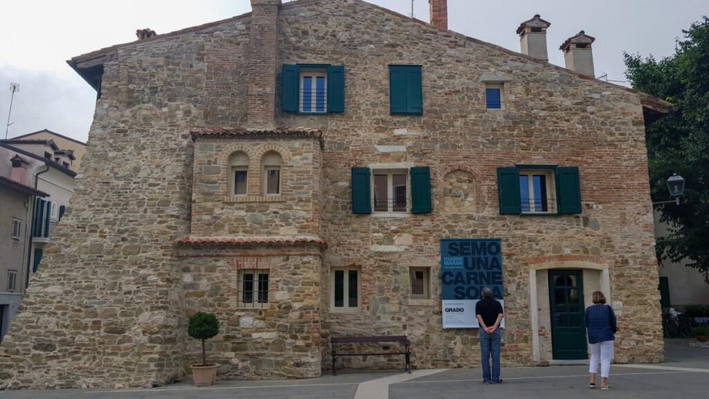 Casa della Musica Piazza Biagio Marin Castrum Grado Friaul-Julisch Venetien Italien