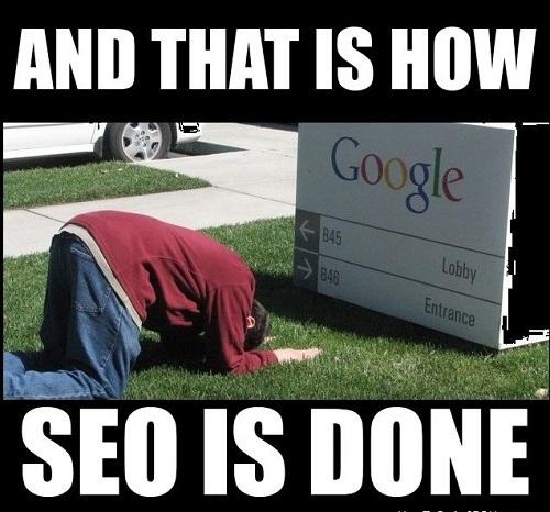 SEO Google Links Linkaufbau Backlinks