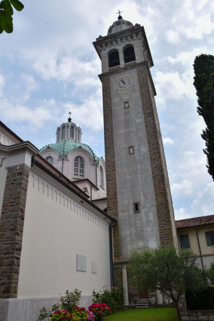 Wallfahrtskirche Beata Vergine Maria Barbana Grado Friaul-Julisch Venetien Italien