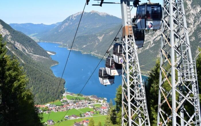 Karwendel Bergbahn Achensee Pertisau Tirol Österreich