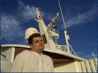 Reiseblogger Daniel Dorfer